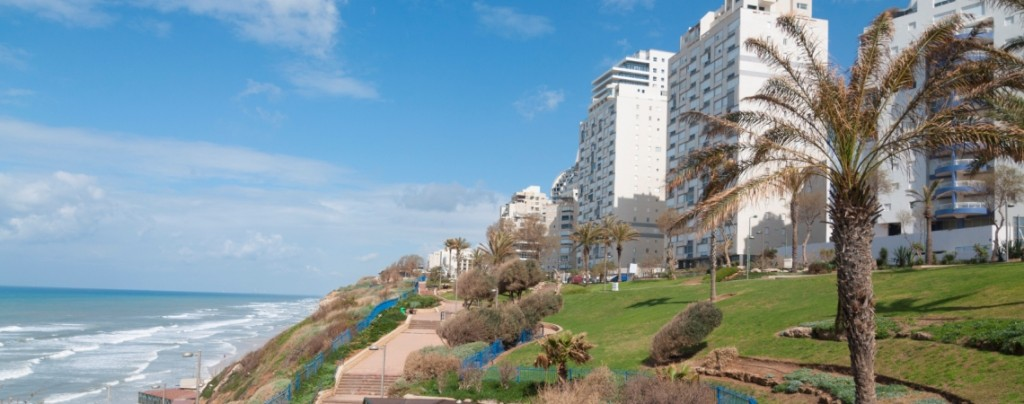 Netanya Beachfront