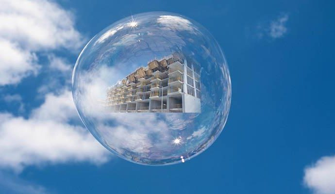 Israel housing bubble