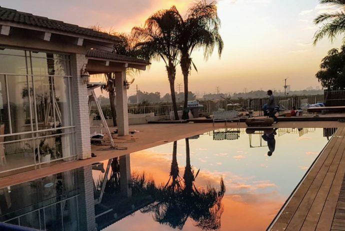 Swimming Pool in Israel
